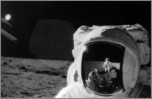 Posible Ovni en la Luna